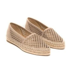[Frye] Lee A Line Perf Espadrille Shoe Loafer Flat